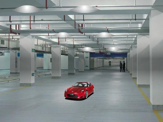地下车库智能照明系统的应用